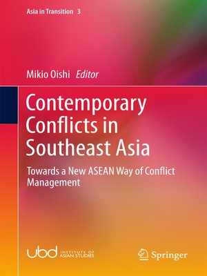 cover image of Contemporary Conflicts in Southeast Asia