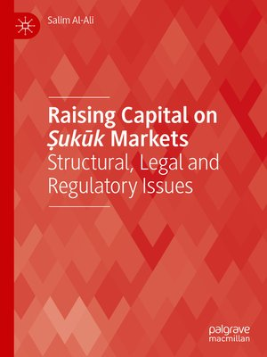 cover image of Raising Capital on Ṣukūk Markets