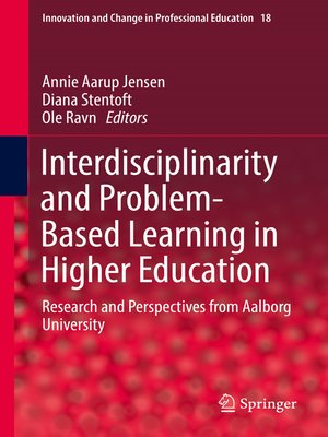cover image of Interdisciplinarity and Problem-Based Learning in Higher Education