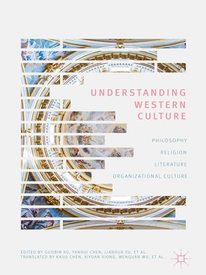 cover image of Understanding Western Culture