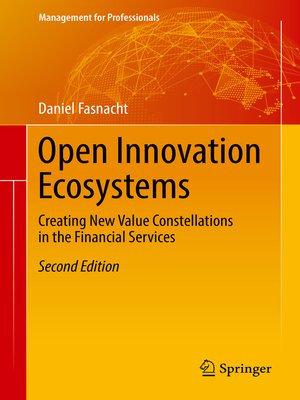 cover image of Open Innovation Ecosystems