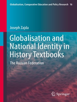 cover image of Globalisation and National Identity in History Textbooks