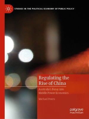cover image of Regulating the Rise of China