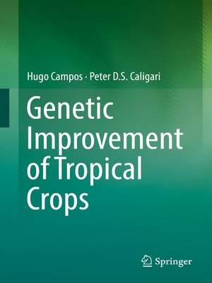 cover image of Genetic Improvement of Tropical Crops