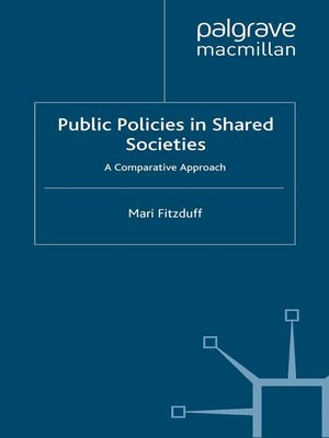 cover image of Public Policies in Shared Societies
