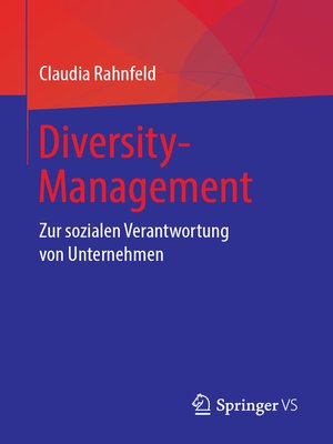 cover image of Diversity-Management