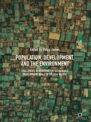 cover image of Population, Development, and the Environment