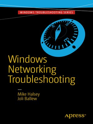 cover image of Windows Networking Troubleshooting