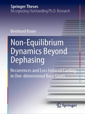 cover image of Non-Equilibrium Dynamics Beyond Dephasing