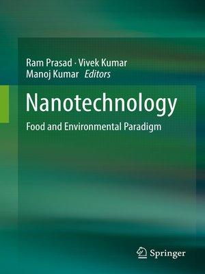 cover image of Nanotechnology