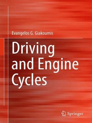 cover image of Driving and Engine Cycles