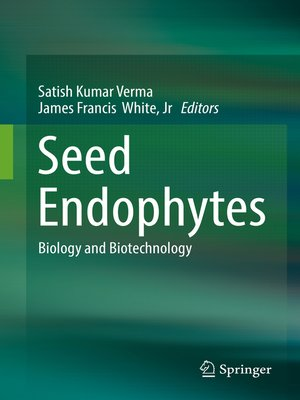 cover image of Seed Endophytes
