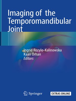 cover image of Imaging of  the Temporomandibular Joint