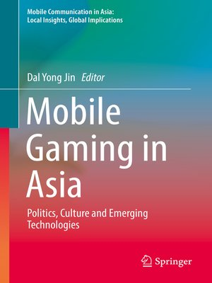 cover image of Mobile Gaming in Asia