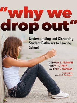 "cover image of ""Why We Drop Out"""