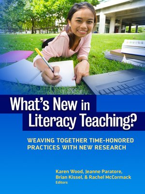 cover image of What's New in Literacy Teaching?