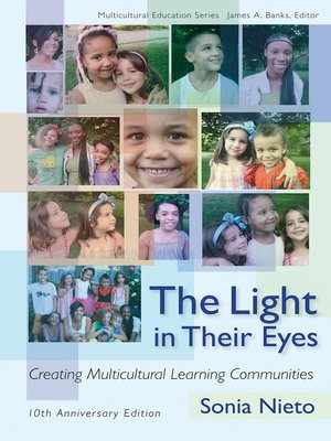 cover image of The Light in Their Eyes