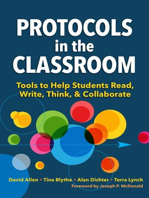 cover image of Protocols in the Classroom