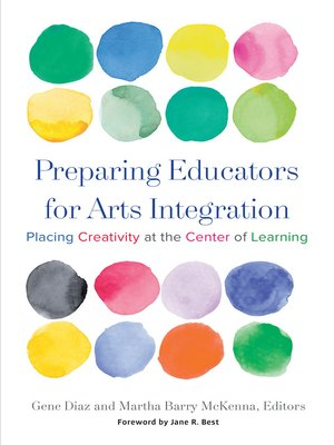 cover image of Preparing Educators for Arts Integration