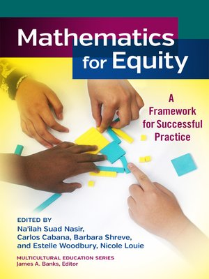 cover image of Mathematics for Equity