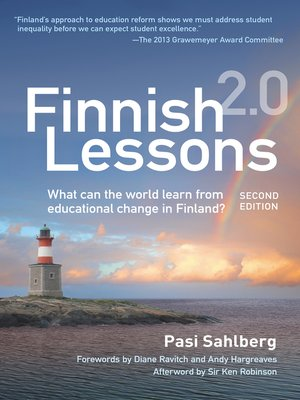 cover image of Finnish Lessons 2.0