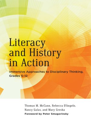 cover image of Literacy and History in Action