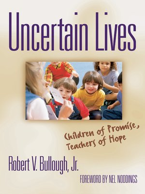 cover image of Uncertain Lives