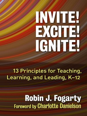 cover image of Invite! Excite! Ignite!