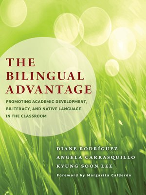 cover image of The Bilingual Advantage