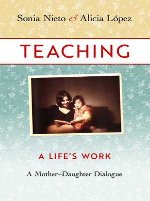 cover image of Teaching, A Life's Work
