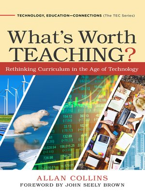 cover image of What's Worth Teaching?