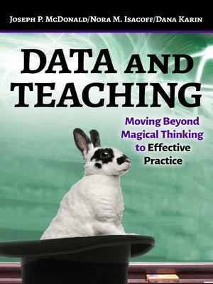cover image of Data and Teaching
