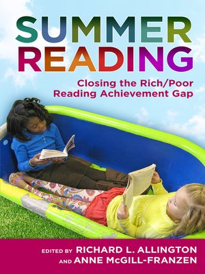 cover image of Summer Reading