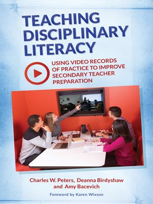 cover image of Teaching Disciplinary Literacy