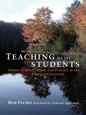 cover image of Teaching for the Students