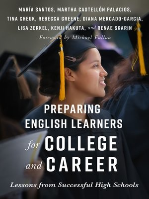 cover image of Preparing English Learners for College and Career