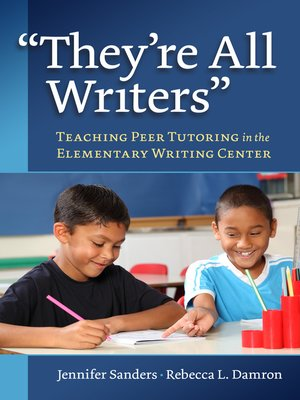 "cover image of ""They're All Writers"""