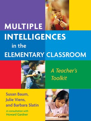 cover image of Multiple Intelligences in the Elementary Classroom