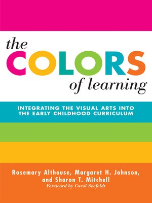 cover image of The Colors of Learning
