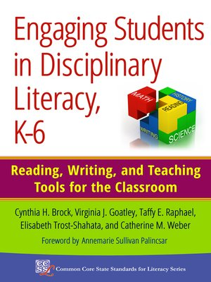 cover image of Engaging Students in Disciplinary Literacy, K-6