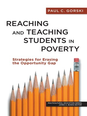 cover image of Reaching and Teaching Students in Poverty