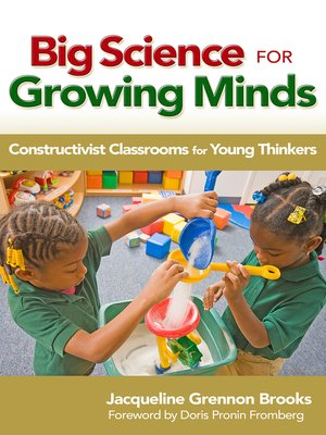 cover image of Big Science for Growing Minds