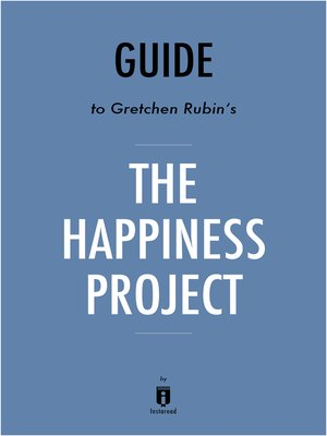 cover image of Summary of the Happiness Project