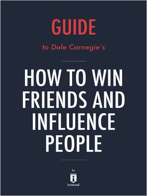 cover image of Summary of How to Win Friends and Influence People