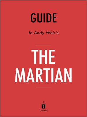 cover image of Guide to Andy Weir's The Martian by Instaread