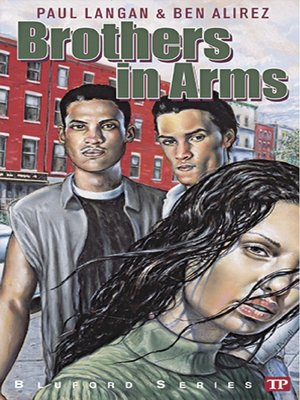alirez arms ben brother by essay in langan paul Brothers in arms (bluford high series #9) (bk 9) by paul langan, ben alirez scholastic paperbacks mass market paperback good spine creases, wear to binding and pages from reading may contain limited notes, underlining or highlighting that does affect the text possible ex library copy.