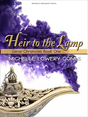 cover image of Heir to the Lamp