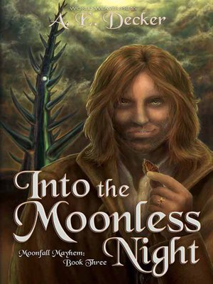cover image of Into the Moonless Night