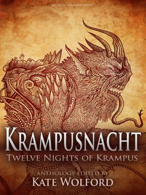 cover image of Krampusnacht