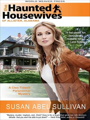 cover image of The Haunted Housewives of Allister, Alabama
